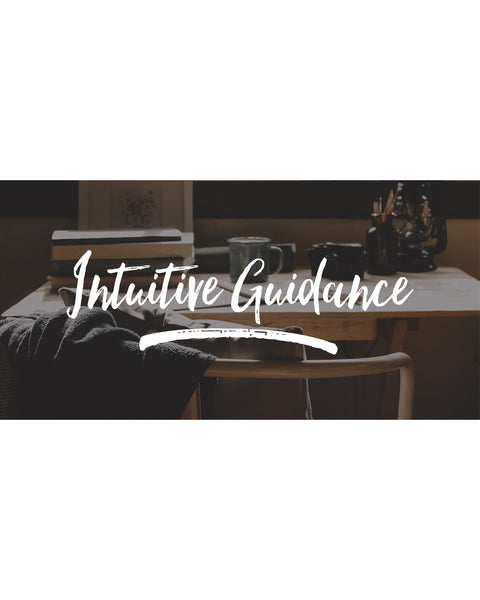 Intuitive Guidance Audio - From Sealed With Love