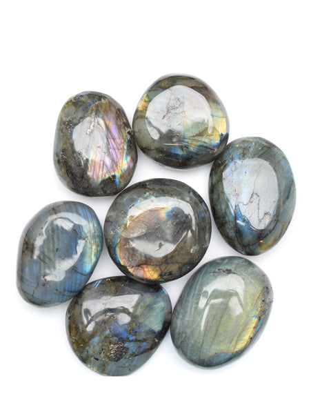 Labradorite Meditation Pebble - From Sealed With Love
