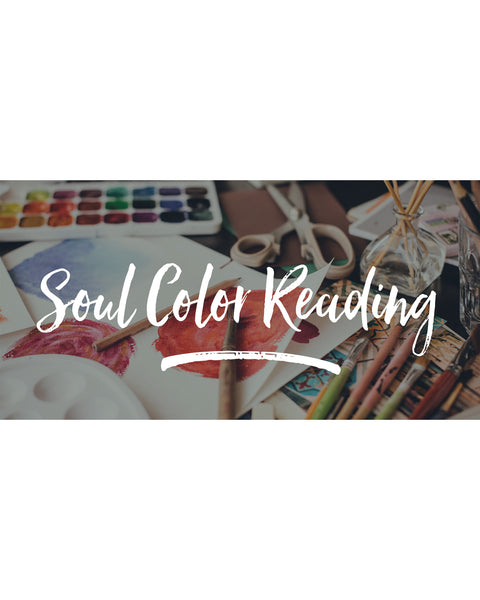 Soul Color Reading Email - From Sealed With Love - 1
