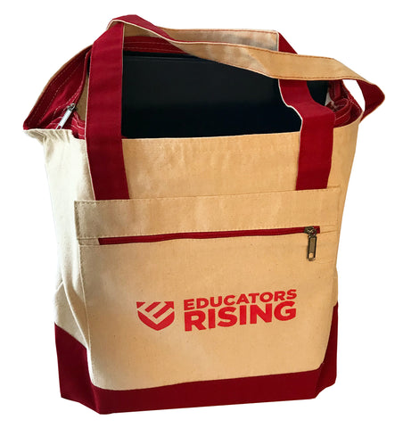 Educators Rising Tote Bag