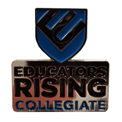Educators Rising Collegiate Pin
