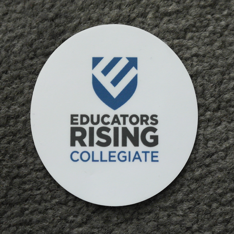 Educators Rising Collegiate Sticker