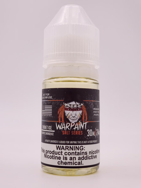 Pineapple Mango Ice - Warpaint Salt Series