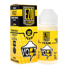 Team Volt by EZO E-Liquid 100mL - serrano vape