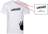 Apparel War Paint T-Shirt Natvie Made - serrano vape