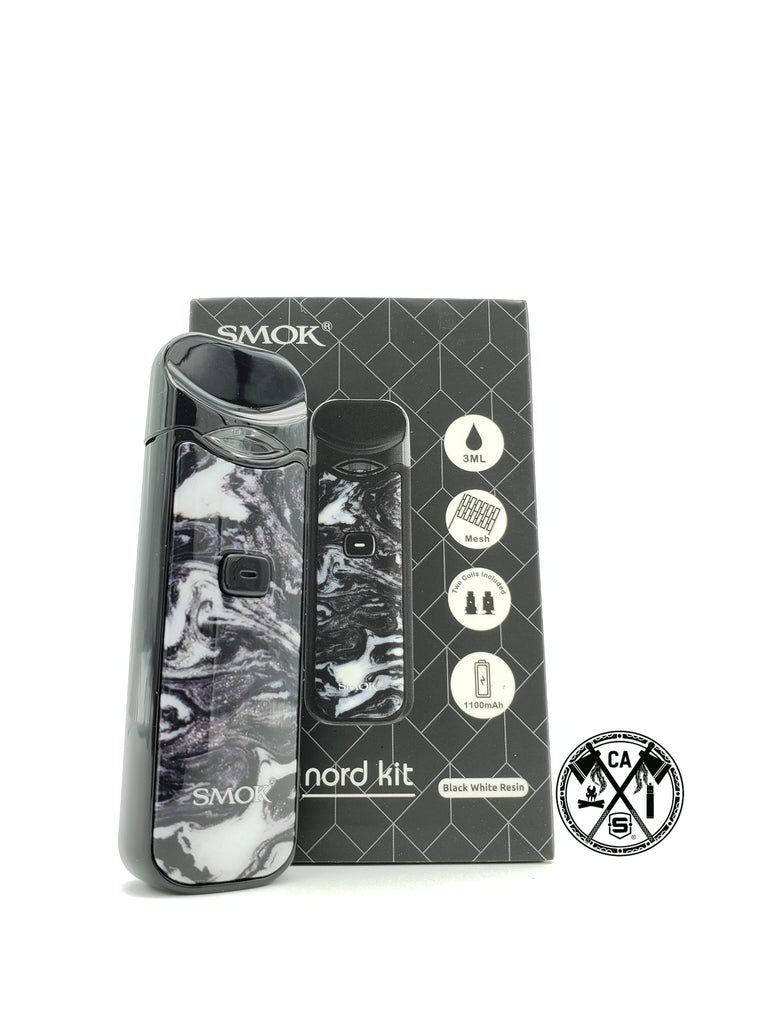 SMOK : NORD KIT RESIN EDITION 1100mah 3ml