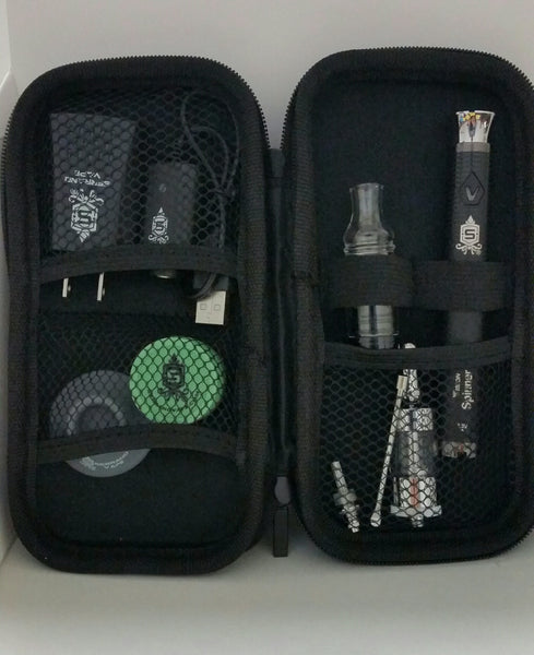 420 Serrano Wax Travel Kit - serrano vape