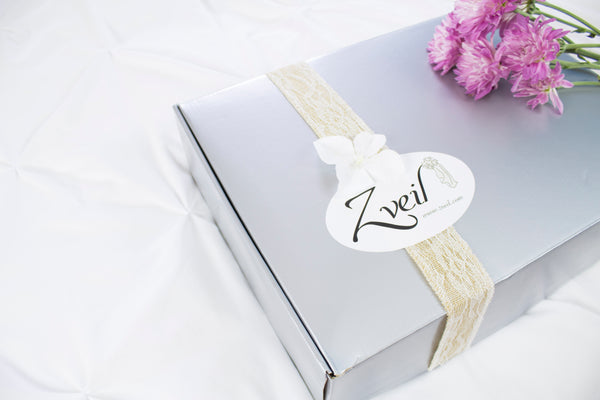 Zveil Try At Home Wedding Veils