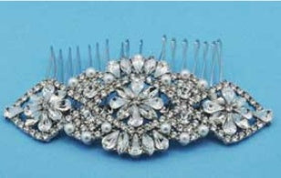 Mayberry Crystal Comb