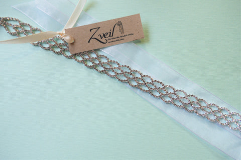 Bellflower Bridal Belt