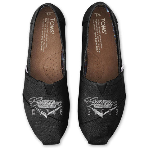 Shoes - Cadillac Kings Custom TOMS