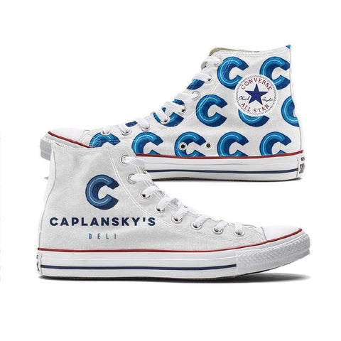 Shoes - Caplansky's Deli Converse High Tops