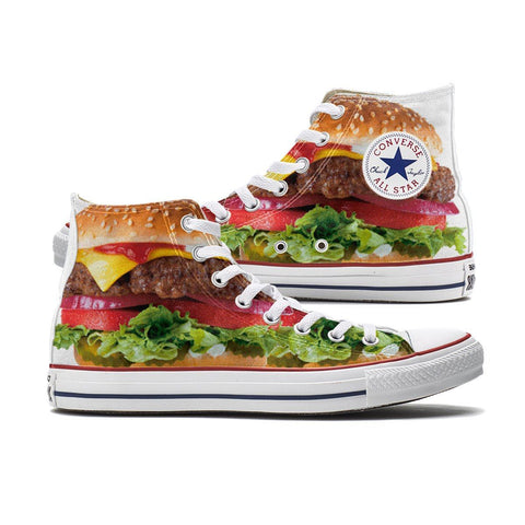 Shoes - Cheeseburger!