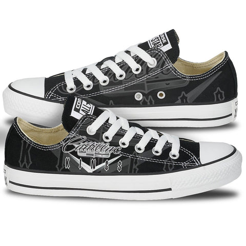 Shoes - Limited Edition Cadillac Kings Low Top Chucks