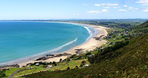 Ahipara Bay, New Zealand