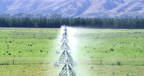 Blenheim, Farming Irrigation System, New Zealand