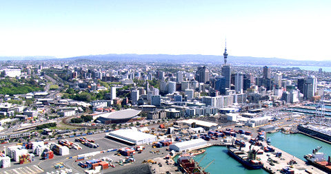 Auckland CBD, New Zealand