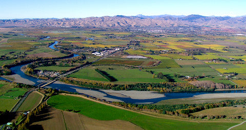 Blenheim, Wairau River, New Zealand