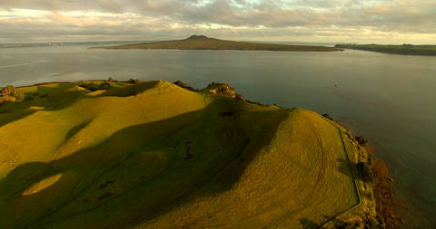 Browns Island, Rangitoto Island, Auckland