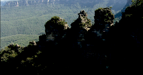 Blue Mountains, Three Sisters, Sydney, Australia