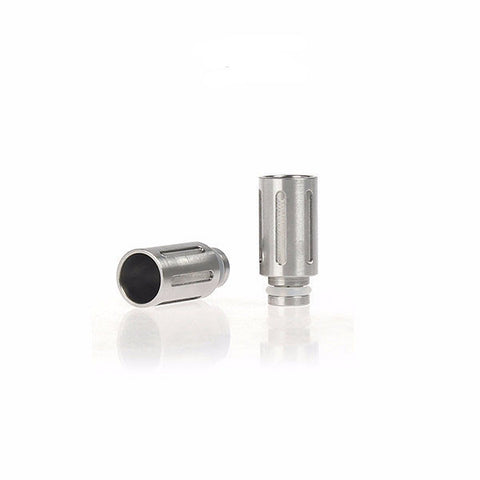 510 Slant/ Flat Top Stainless Steel Drip Tip - drip tip - My Little Vaporium - My Little Vaporium - MLV Sydney - Australia Vape Shop - Vape & Electronic Cigarettes - E-juices & Mods