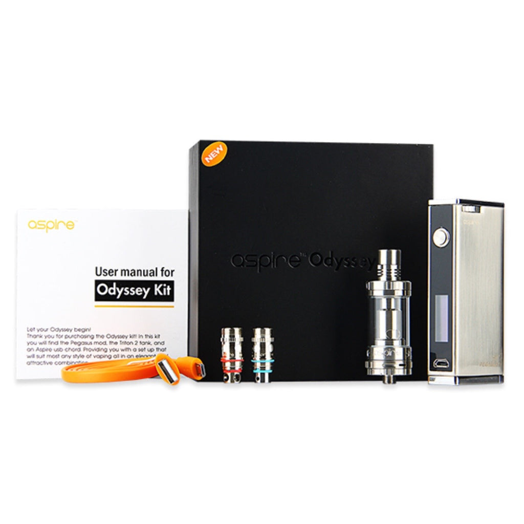 Aspire Odyssey Temperature Control Kit with Triton 2 Sub ohm Tank #C78604