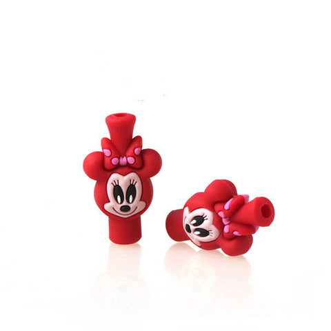 510 PVC Minnie Mouse Drip Tip - drip tip - My Little Vaporium - My Little Vaporium - MLV Sydney - Australia Vape Shop - Vape & Electronic Cigarettes - E-juices & Mods