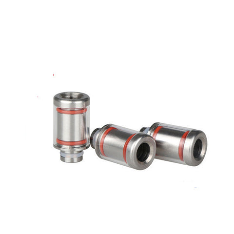 510 Stainless Steel/ Outside Glazing Drip Tip - drip tip - My Little Vaporium - My Little Vaporium - MLV Sydney - Australia Vape Shop - Vape & Electronic Cigarettes - E-juices & Mods