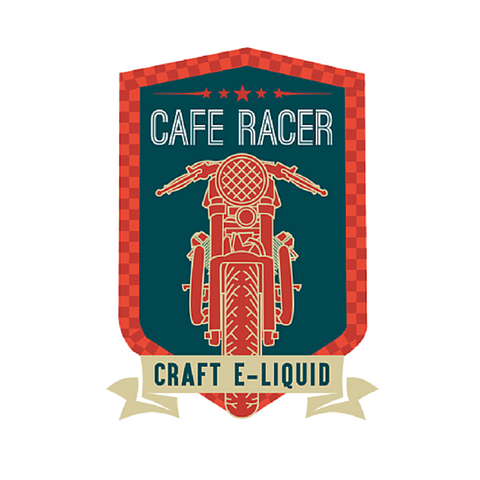 PEACH GUZZI - CAFE RACER E-LIQUID - juice - Cafe Racer Craft E-liquid - My Little Vaporium - MLV Sydney - Australia Vape Shop - Vape & Electronic Cigarettes - E-juices & Mods