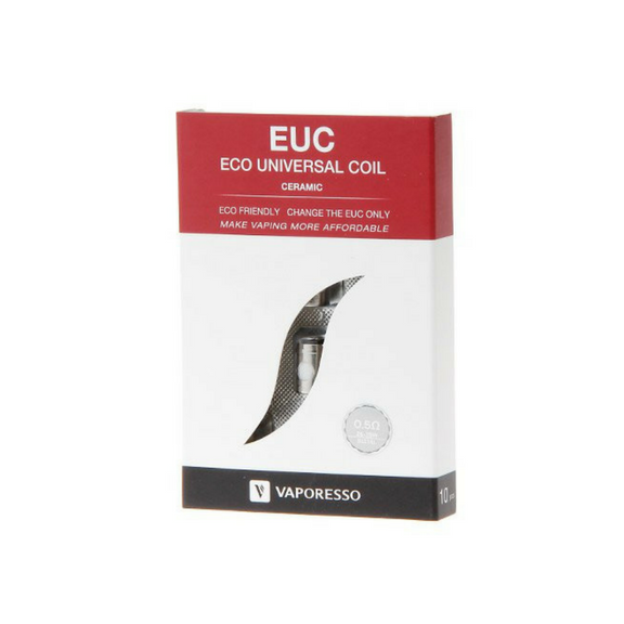 Vaporesso EUC Ceramic Replacement Coils - coil - Vaporesso - My Little Vaporium - MLV Sydney - Australia Vape Shop - Vape & Electronic Cigarettes - E-juices & Mods