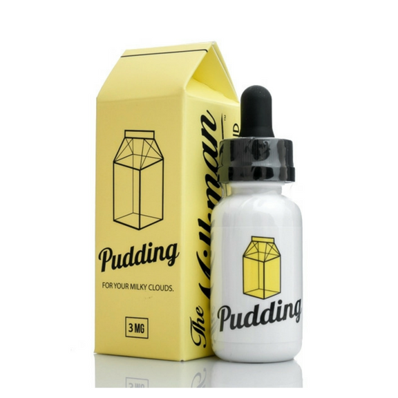 Pudding - The Milkman E-liquid - juice - The Milkman E-liquid - My Little Vaporium - MLV Sydney - Australia Vape Shop - Vape & Electronic Cigarettes - E-juices & Mods