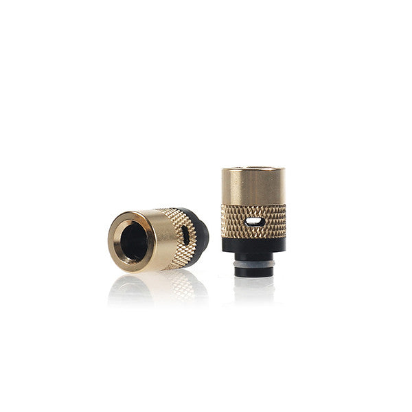 510 Brass/ Delrin Adjustable Airflow Drip Tip - drip tip - My Little Vaporium - My Little Vaporium - MLV Sydney - Australia Vape Shop - Vape & Electronic Cigarettes - E-juices & Mods