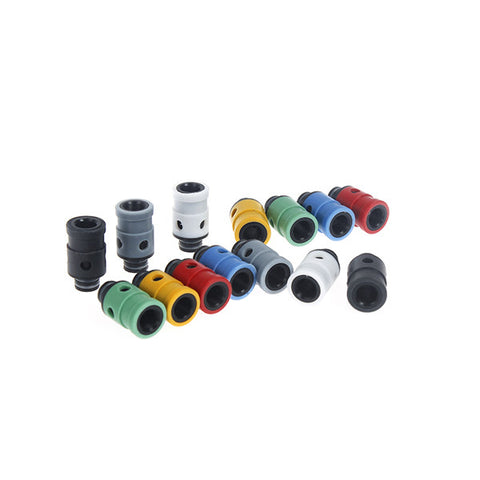 510 Teflon/ Delrin Adjustable Airflow Drip Tip - drip tip - My Little Vaporium - My Little Vaporium - MLV Sydney - Australia Vape Shop - Vape & Electronic Cigarettes - E-juices & Mods