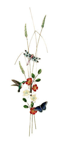 Hummingbird, Dragonfly, Butterfly Bough