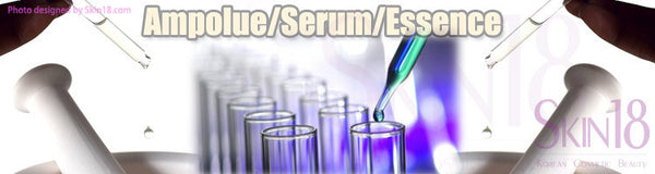 Innovative Skin Formulations - Ampolue / Serum / Essence