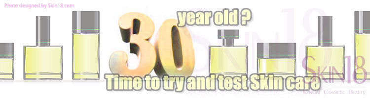 Going on 30s? Time to try and test Skin care products!
