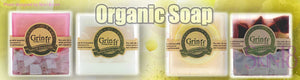 Organic Natural Ingredient Soap to clean your Face (Grinif)