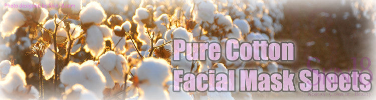 Pure Cotton, an effective Arbitrator Material for Facial Mask Sheets