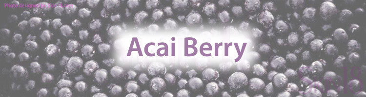 Ingredients detail review: Acai Berry