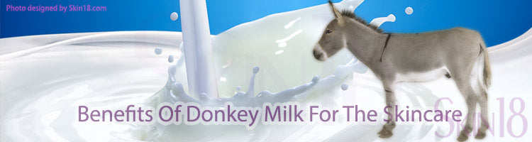Benefits Of Donkey Milk For The Skincare