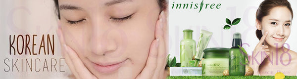 Jeju Island Green Tea - Magic On Your Skin