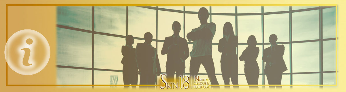 The Skin18 Team – We care, we share!