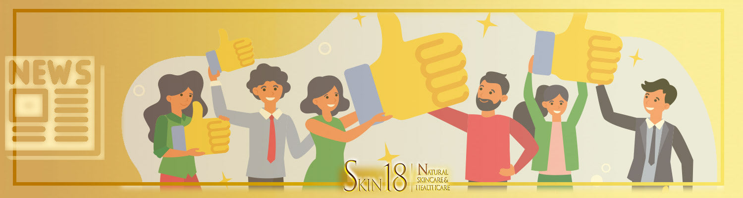 Join Skin18 Reviewer Program
