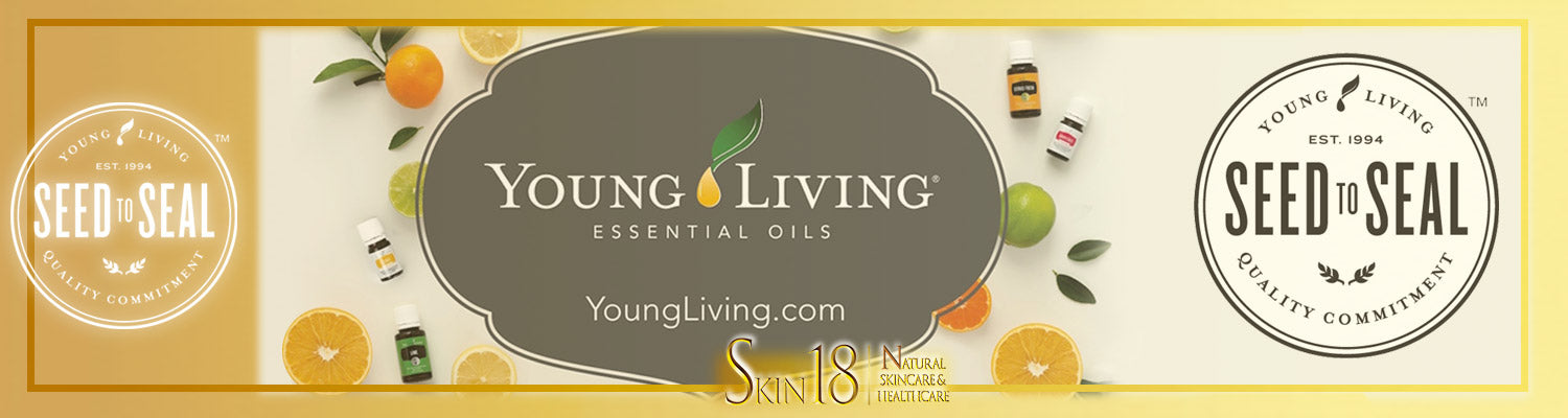 Young Living essential oil - Seed to Seal