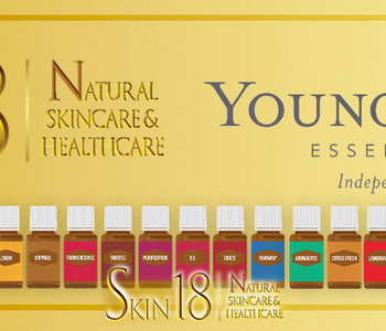 Why essential oil? Young Living? Skin18?
