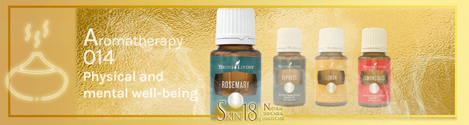Aromatherapy 014 - Physical and mental well-being