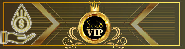 How do I become a Skin18 VIP?