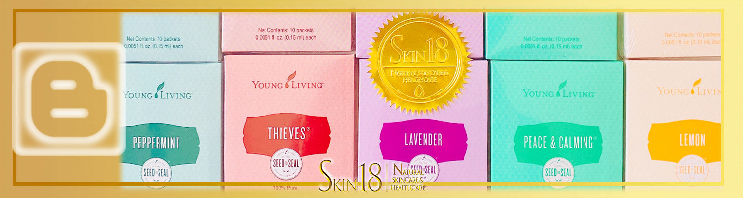Join [ Skin18 New to Essential Oil Program ]