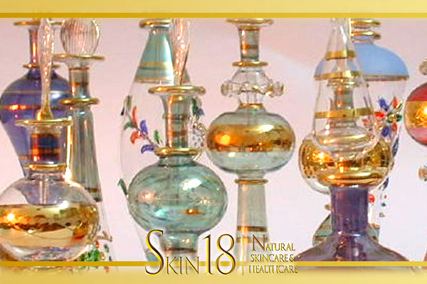 Essential Oil before Jesus Christ | Old Egypt & the Middle East