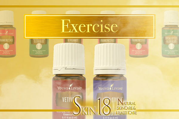 Guide to Aromatherapy - Exercise